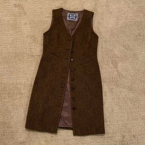 Brooks Brothers Long Vest